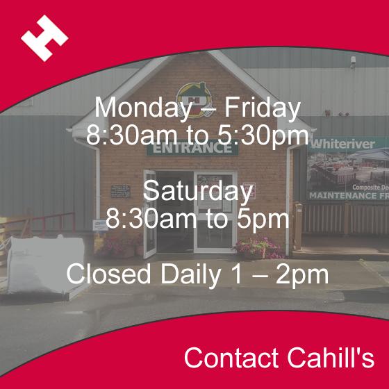 Cahill's Homevalue Kilmallock Opening Hours